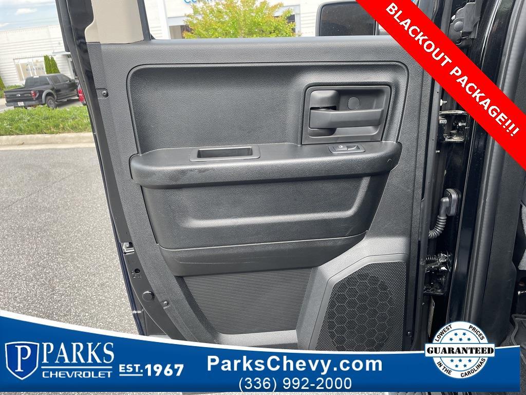 2019 Ram 1500 Quad Cab 4x4, Pickup #1K5262 - photo 25