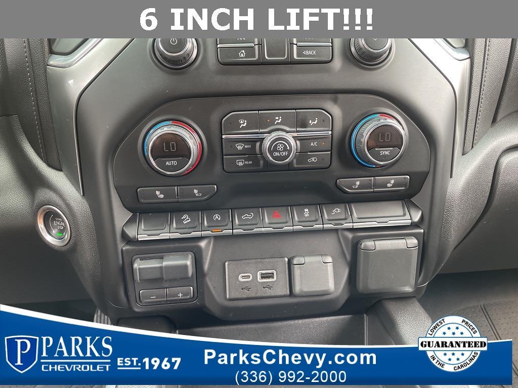 2019 Chevrolet Silverado 1500 Crew Cab 4x4, Pickup #1K5278A - photo 20