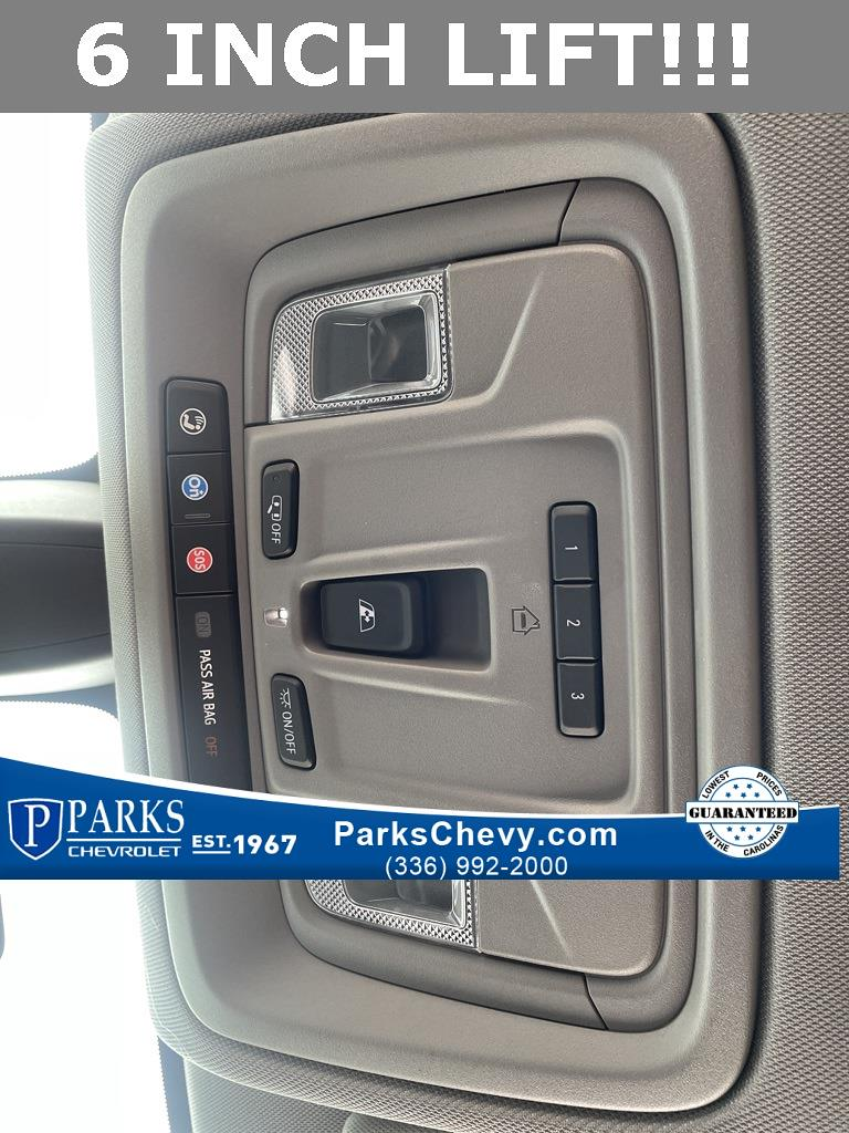 2019 Chevrolet Silverado 1500 Crew Cab 4x4, Pickup #1K5278A - photo 23