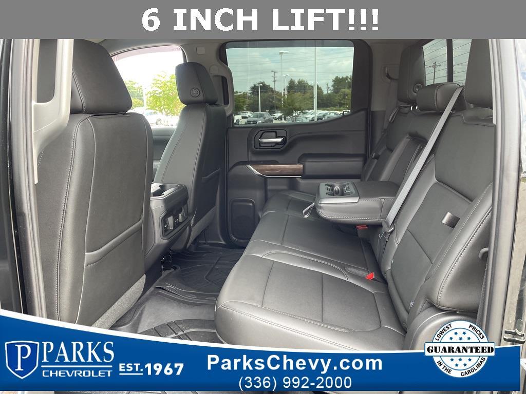 2019 Chevrolet Silverado 1500 Crew Cab 4x4, Pickup #1K5278A - photo 32