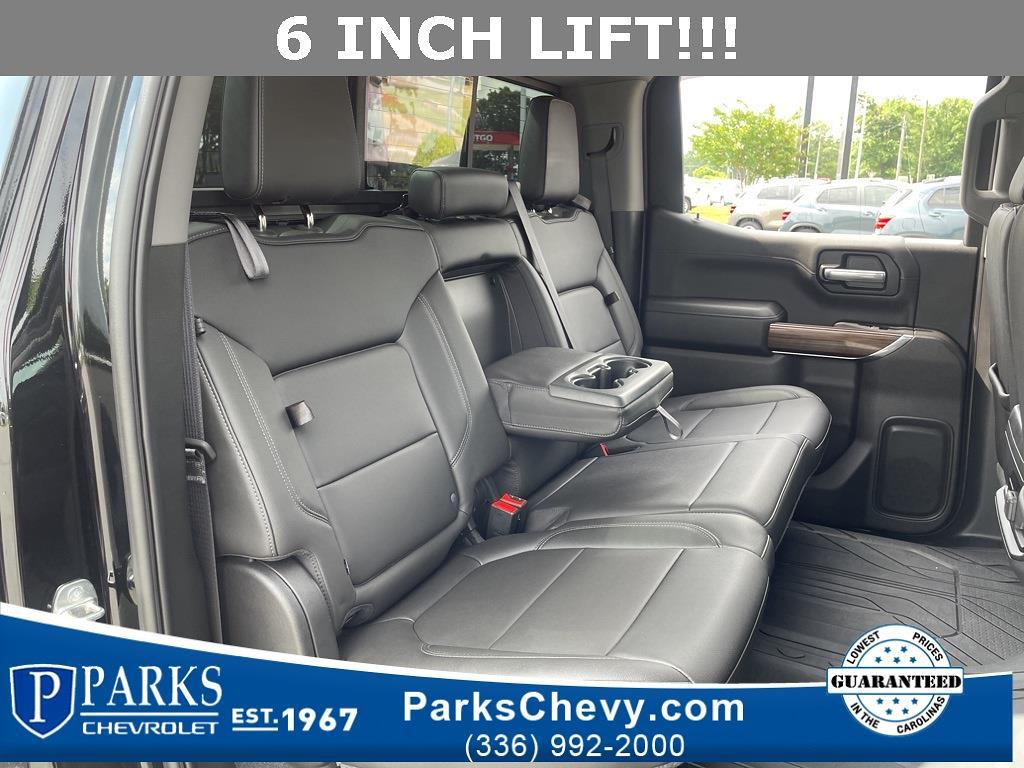 2019 Chevrolet Silverado 1500 Crew Cab 4x4, Pickup #1K5278A - photo 36