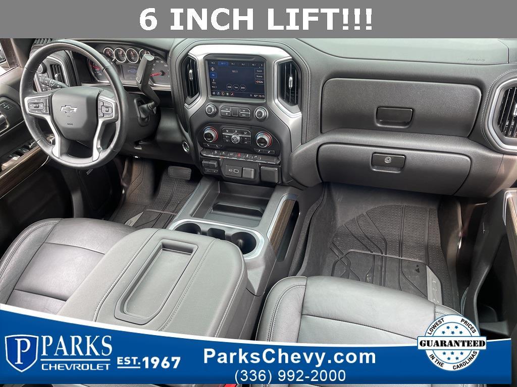 2019 Chevrolet Silverado 1500 Crew Cab 4x4, Pickup #1K5278A - photo 42