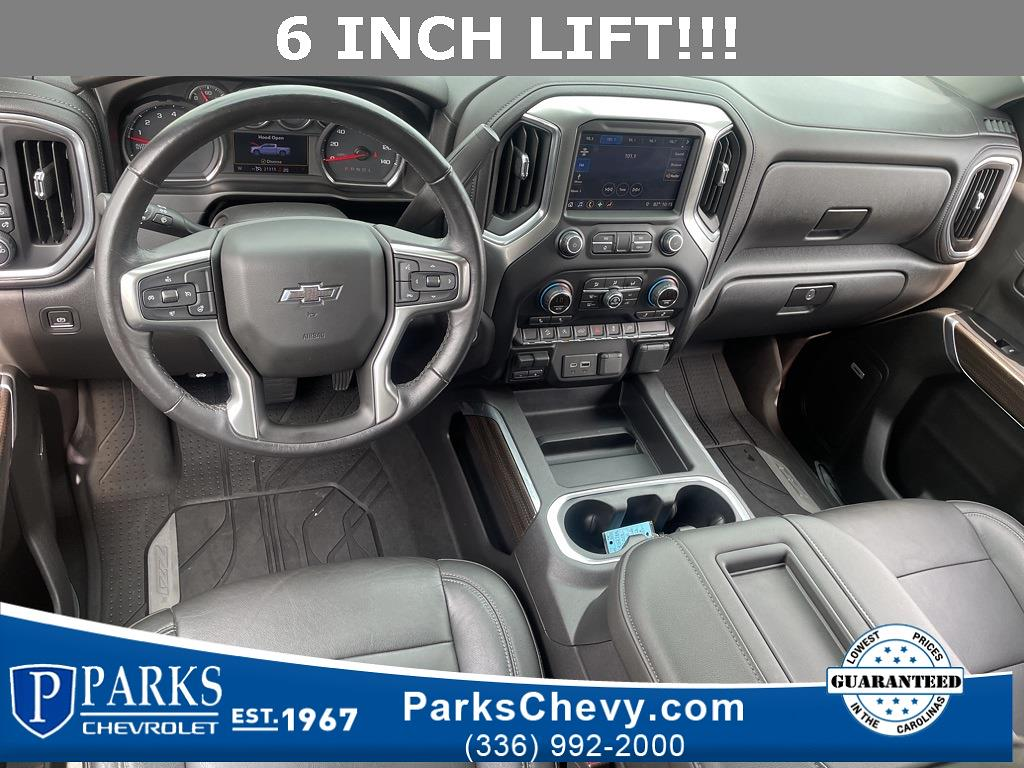 2019 Chevrolet Silverado 1500 Crew Cab 4x4, Pickup #1K5278A - photo 43