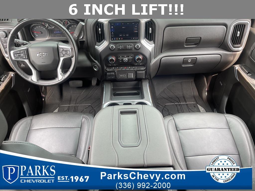 2019 Chevrolet Silverado 1500 Crew Cab 4x4, Pickup #1K5278A - photo 44