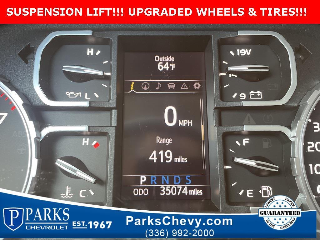 2018 Toyota Tundra Crew Cab 4x4, Pickup #1K5281 - photo 14