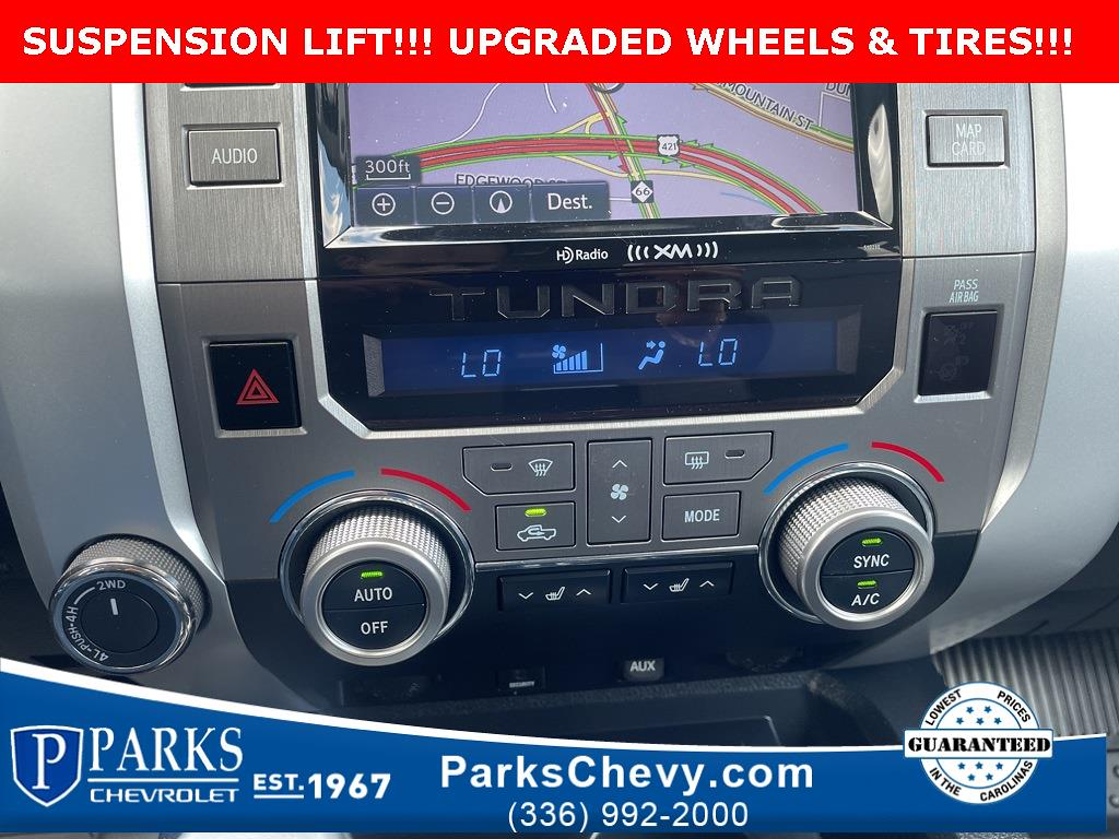 2018 Toyota Tundra Crew Cab 4x4, Pickup #1K5281 - photo 22