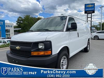 2017 Chevrolet Express 2500, Empty Cargo Van #1K5298 - photo 1