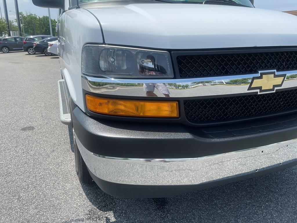 2019 Chevrolet Express 2500 4x2, Empty Cargo Van #1K5299 - photo 11