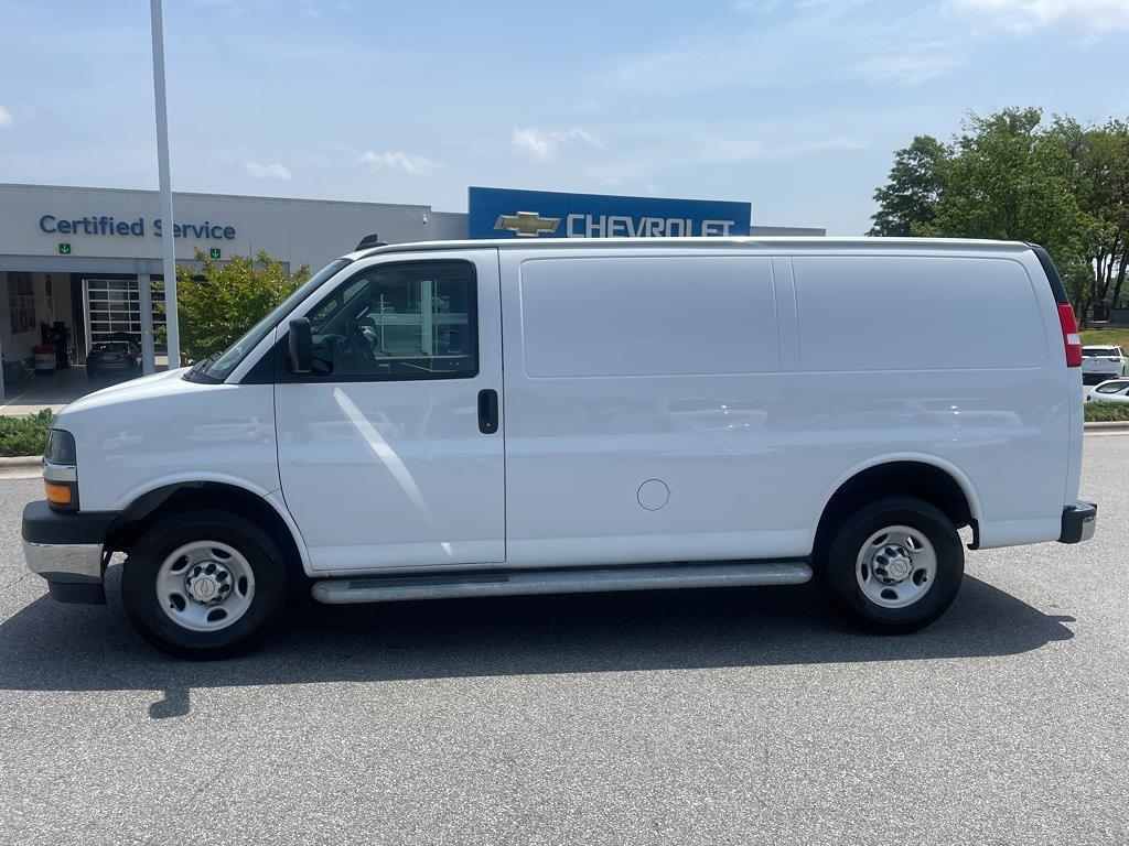 2019 Chevrolet Express 2500 4x2, Empty Cargo Van #1K5299 - photo 5