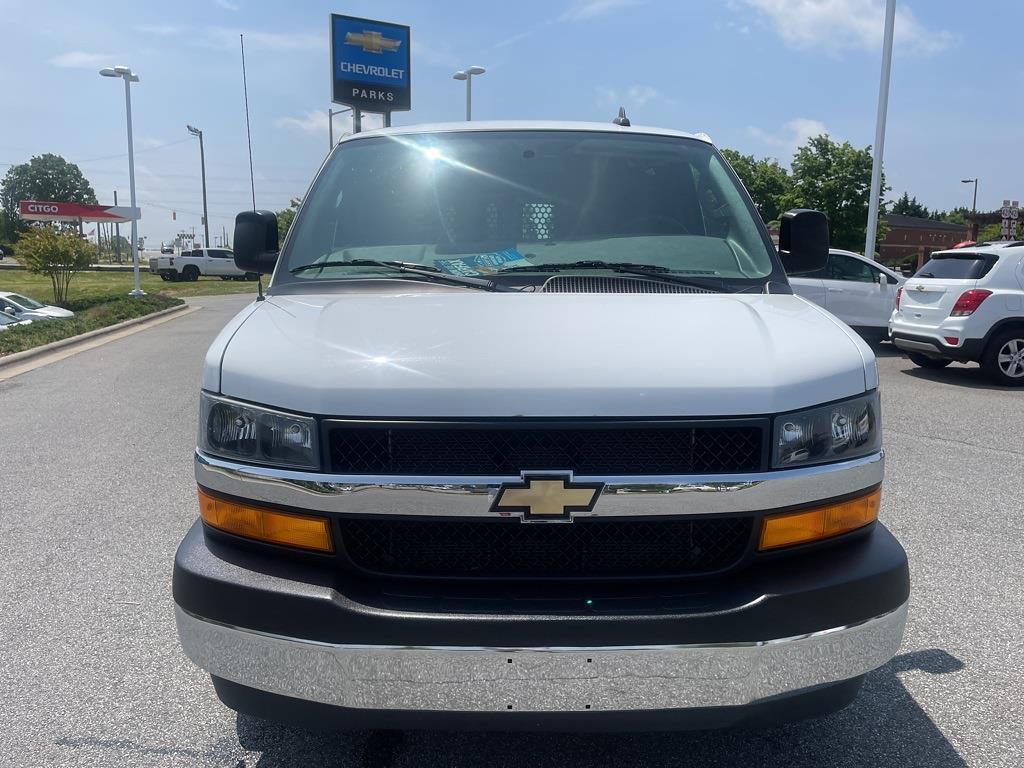 2019 Chevrolet Express 2500 4x2, Empty Cargo Van #1K5299 - photo 10