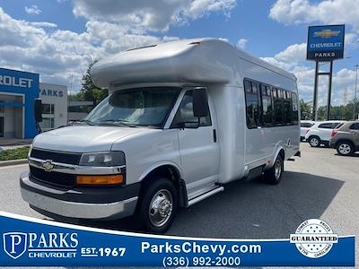 2014 Chevrolet Express 4500 DRW 4x2, Other/Specialty #1K5337 - photo 1
