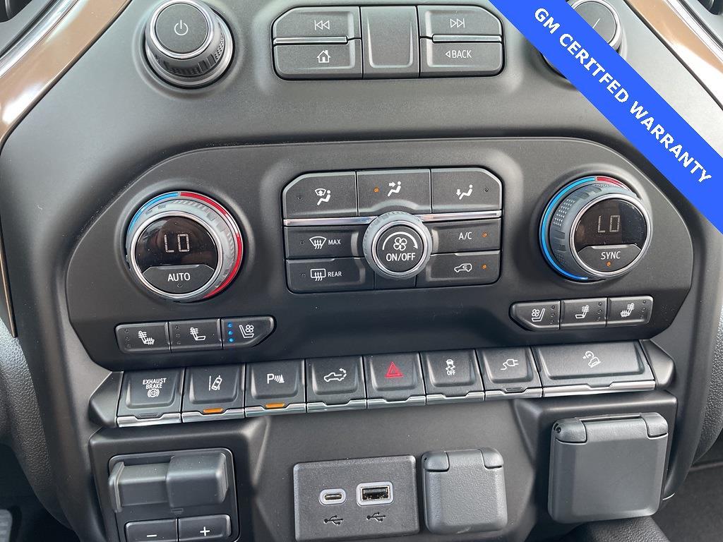 2021 Chevrolet Silverado 2500 Crew Cab 4x4, Pickup #1K5338 - photo 22