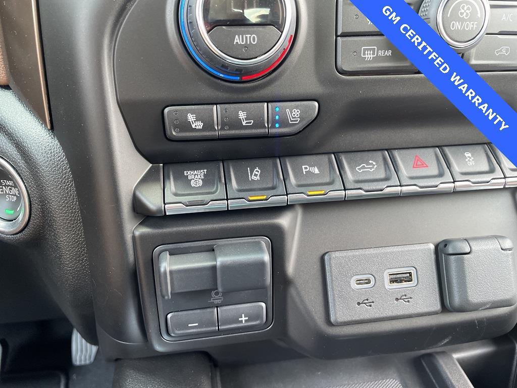 2021 Chevrolet Silverado 2500 Crew Cab 4x4, Pickup #1K5338 - photo 23