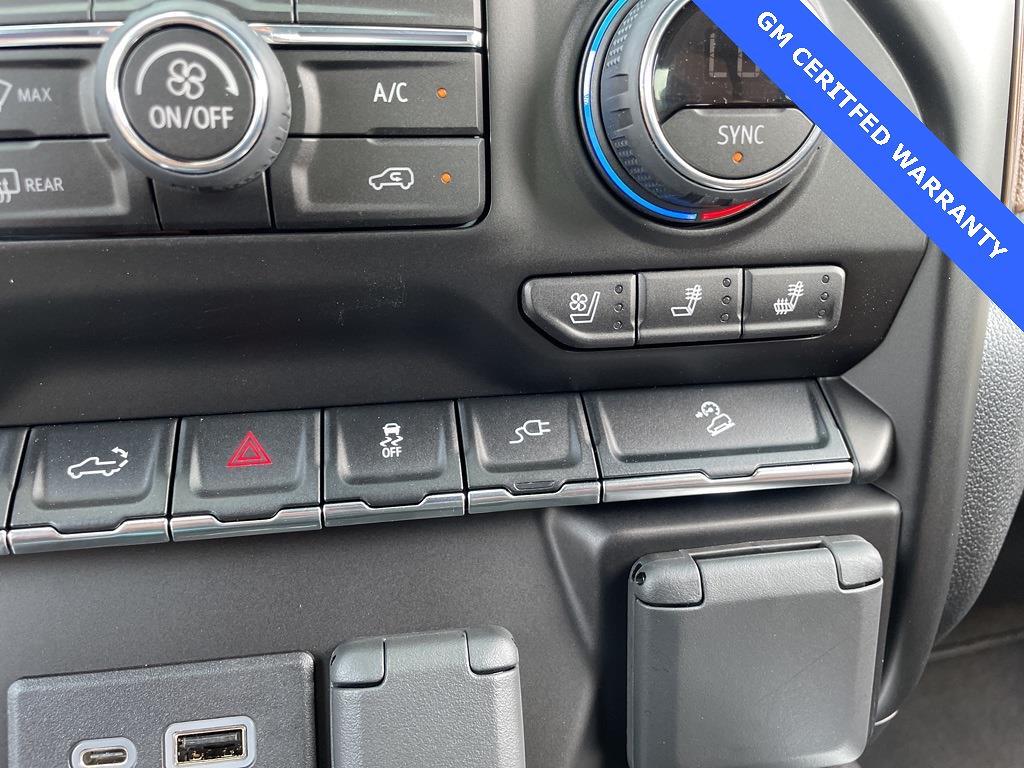 2021 Chevrolet Silverado 2500 Crew Cab 4x4, Pickup #1K5338 - photo 24