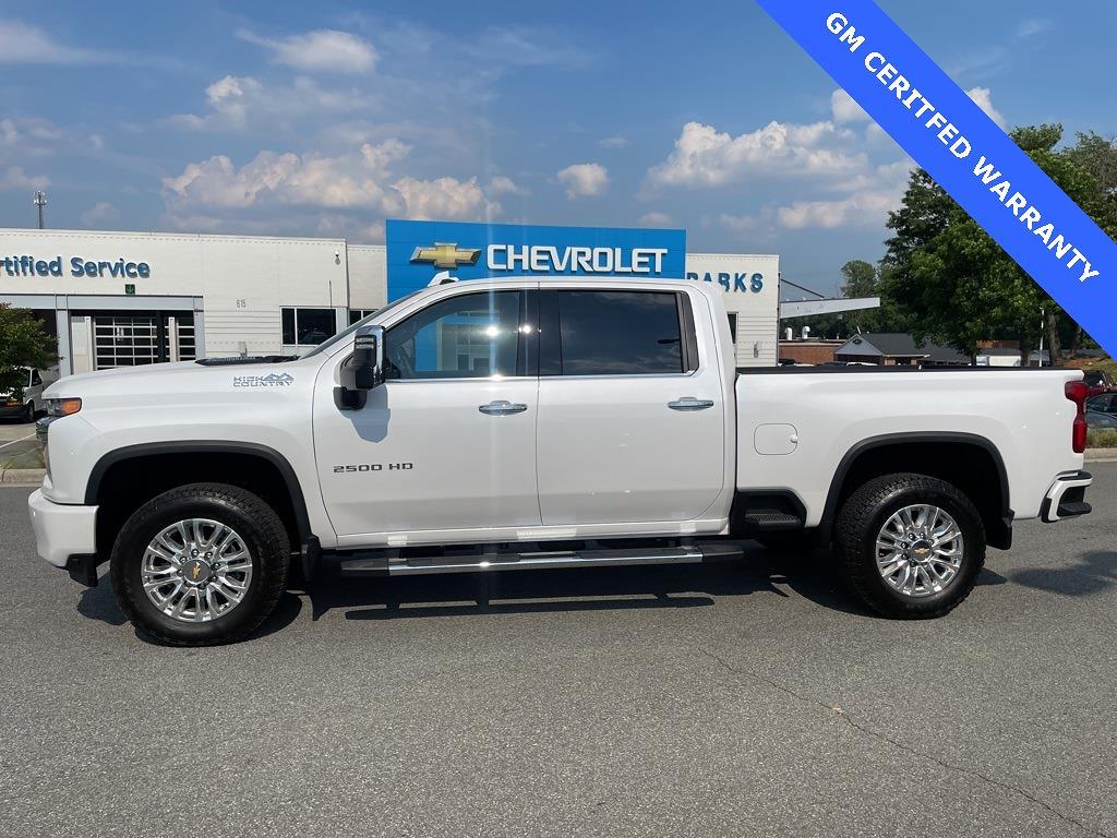2021 Chevrolet Silverado 2500 Crew Cab 4x4, Pickup #1K5338 - photo 4