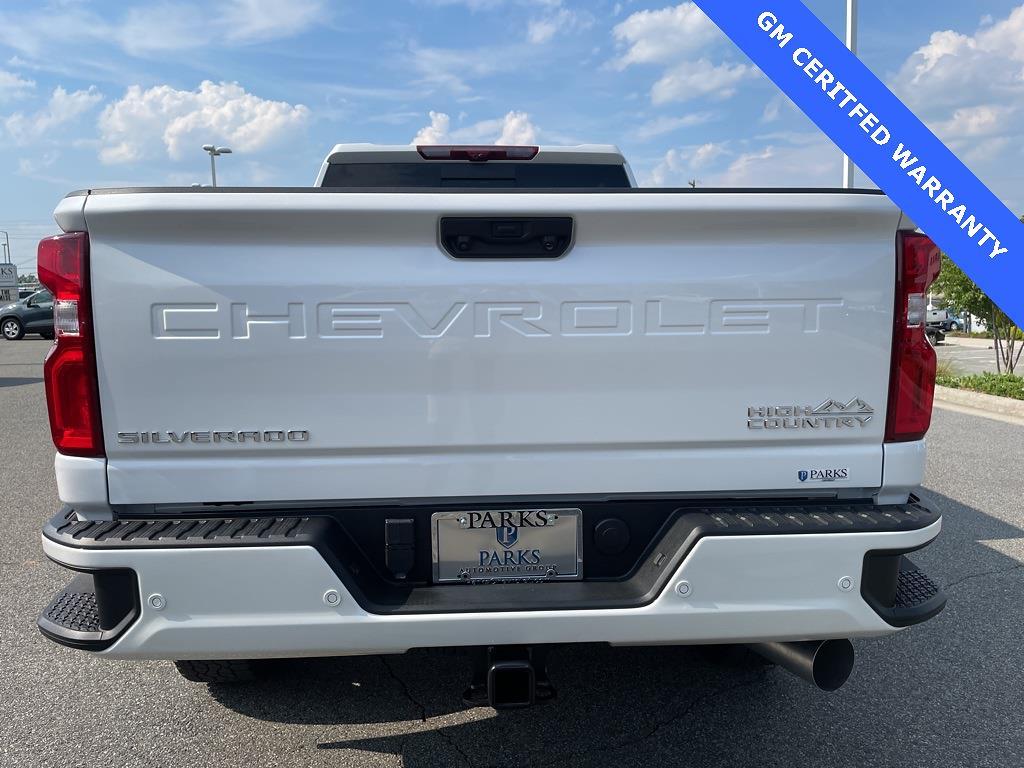 2021 Chevrolet Silverado 2500 Crew Cab 4x4, Pickup #1K5338 - photo 5