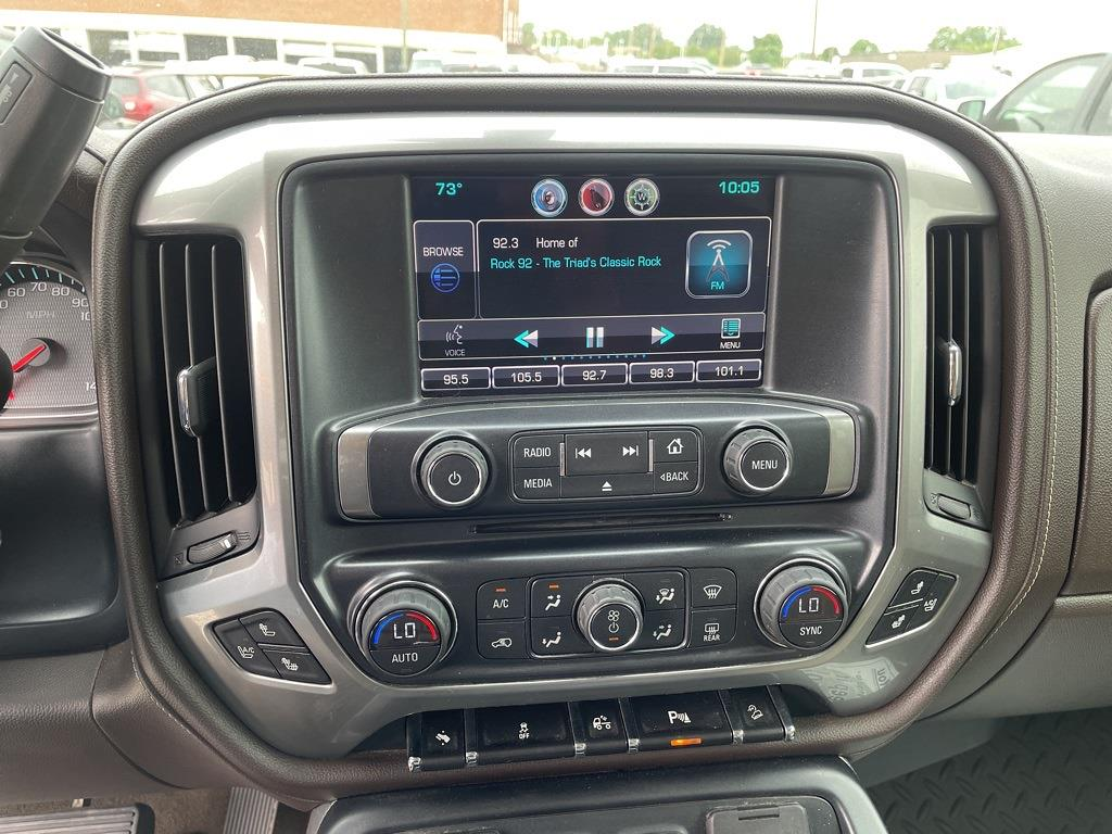 2014 Chevrolet Silverado 1500 Crew Cab 4x4, Pickup #1K5348 - photo 8