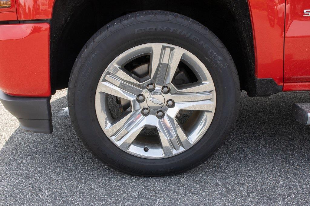2017 Chevrolet Silverado 1500 Double Cab 4x2, Pickup #1K5366 - photo 15