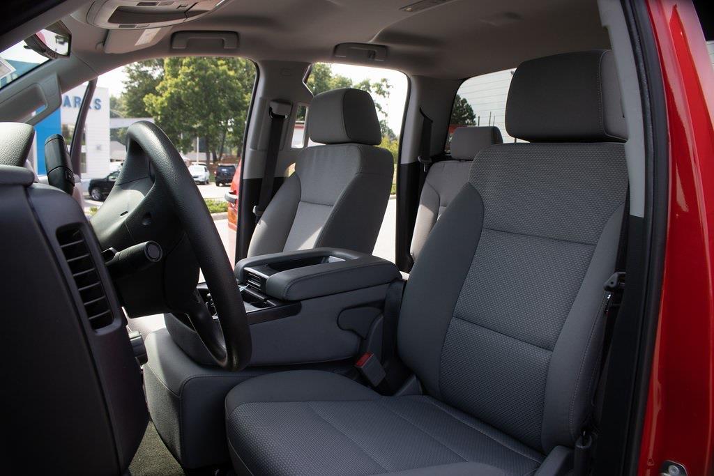 2017 Chevrolet Silverado 1500 Double Cab 4x2, Pickup #1K5366 - photo 22