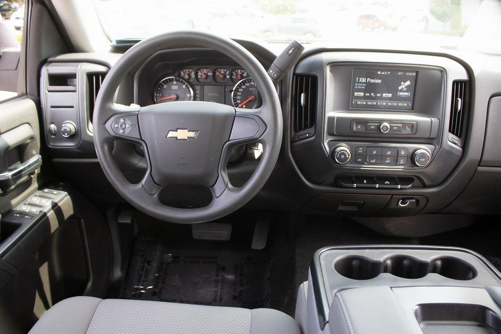 2017 Chevrolet Silverado 1500 Double Cab 4x2, Pickup #1K5366 - photo 38