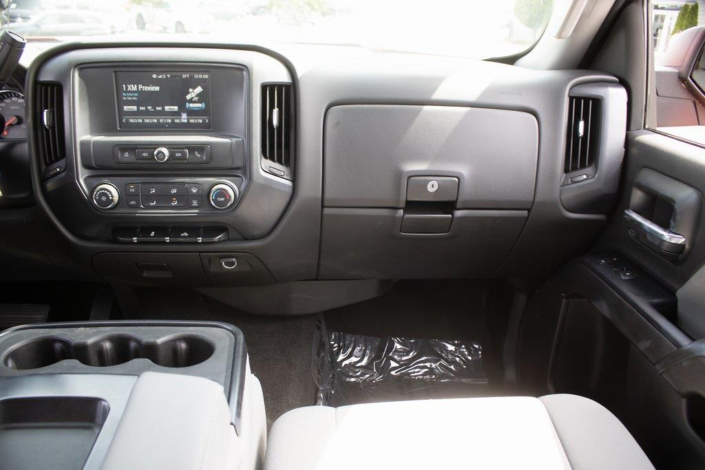 2017 Chevrolet Silverado 1500 Double Cab 4x2, Pickup #1K5366 - photo 39