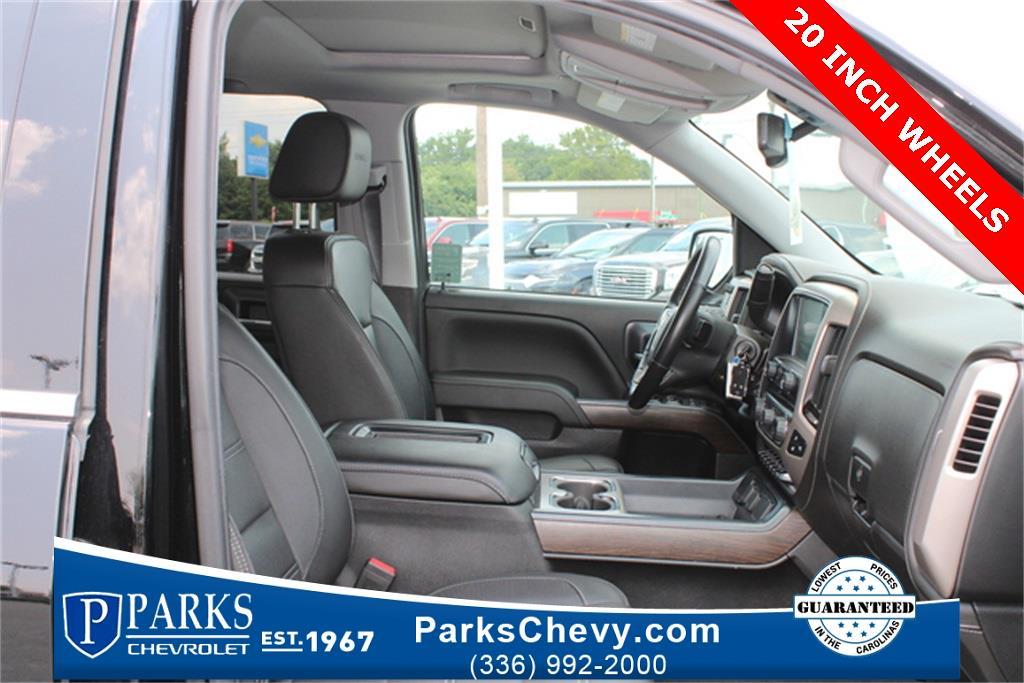 2018 GMC Sierra 1500 Crew Cab 4x4, Pickup #1K5376 - photo 10