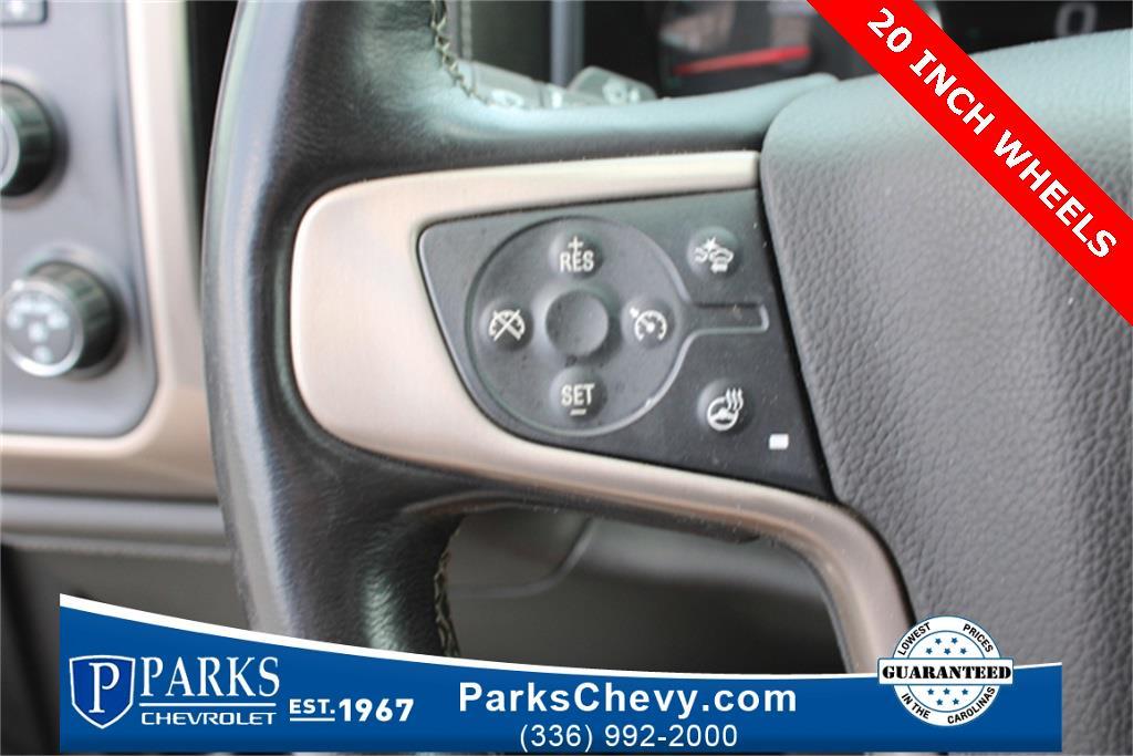 2018 Sierra 1500 Crew Cab 4x4,  Pickup #1K5376 - photo 23