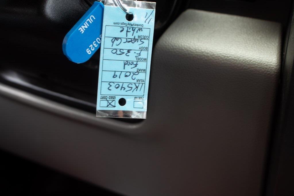 2019 Ford F-350 Super Cab 4x2, Platform Body #1K5403 - photo 30