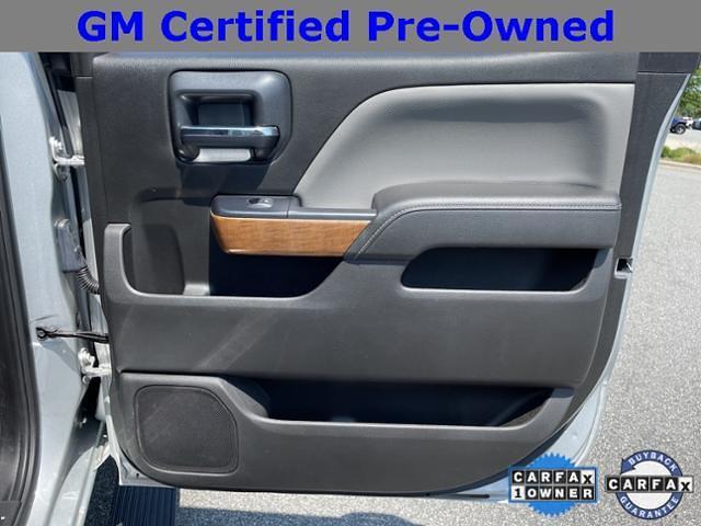 2019 Chevrolet Silverado 2500 Crew Cab 4x4, Pickup #1K5491 - photo 34