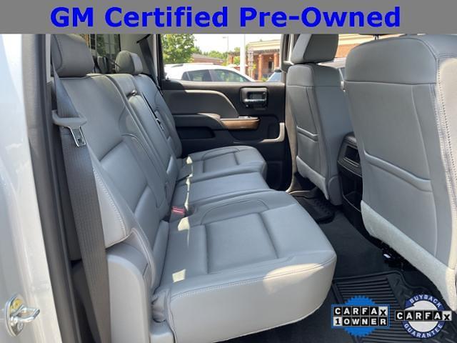 2019 Chevrolet Silverado 2500 Crew Cab 4x4, Pickup #1K5491 - photo 35