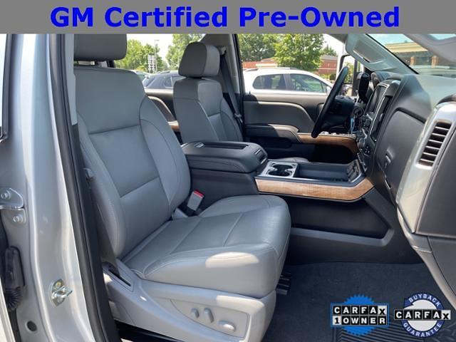 2019 Chevrolet Silverado 2500 Crew Cab 4x4, Pickup #1K5491 - photo 39
