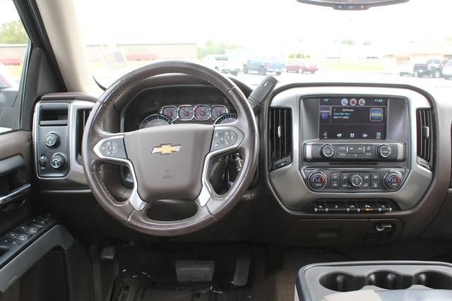 2014 Silverado 1500 Crew Cab 4x4,  Pickup #1K5491A - photo 18