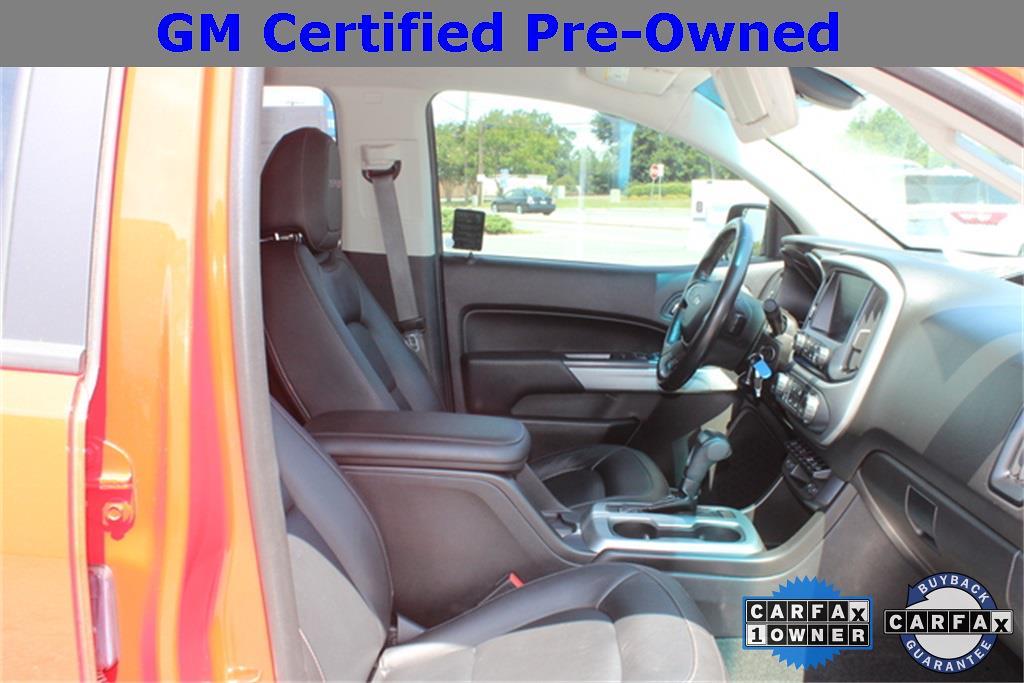 2018 Chevrolet Colorado Crew Cab 4x4, Pickup #1K5514 - photo 10