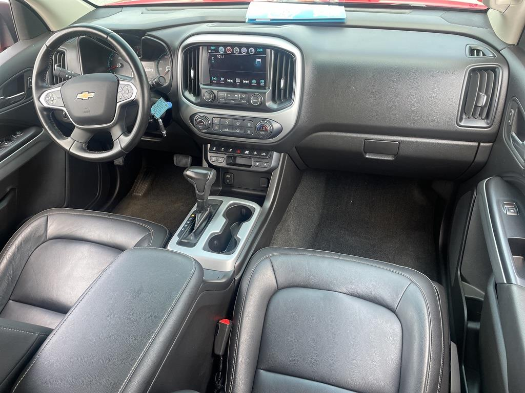 2018 Chevrolet Colorado Crew Cab 4x4, Pickup #1K5514 - photo 38
