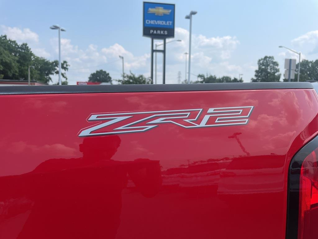 2018 Chevrolet Colorado Crew Cab 4x4, Pickup #1K5514 - photo 41
