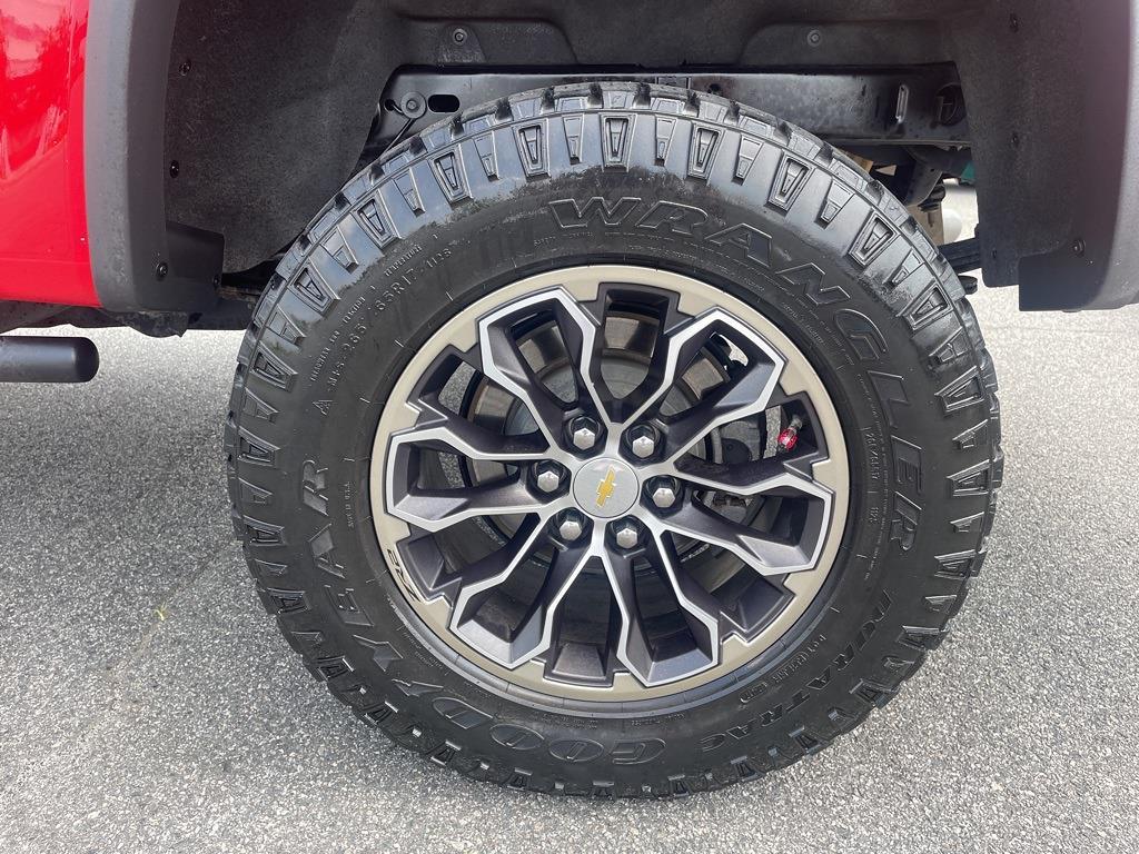 2018 Chevrolet Colorado Crew Cab 4x4, Pickup #1K5514 - photo 43