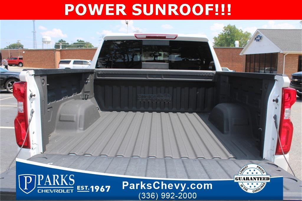 2019 Chevrolet Silverado 1500 Crew Cab 4x4, Pickup #1K5520 - photo 15