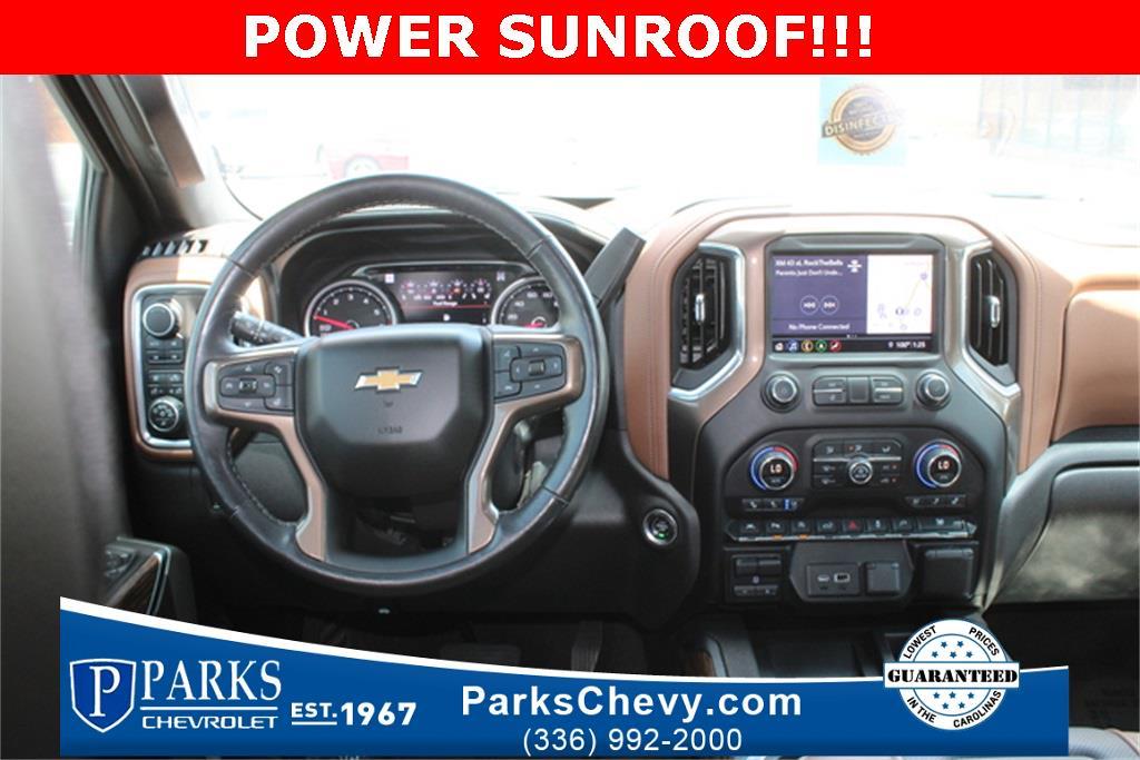 2019 Chevrolet Silverado 1500 Crew Cab 4x4, Pickup #1K5520 - photo 18