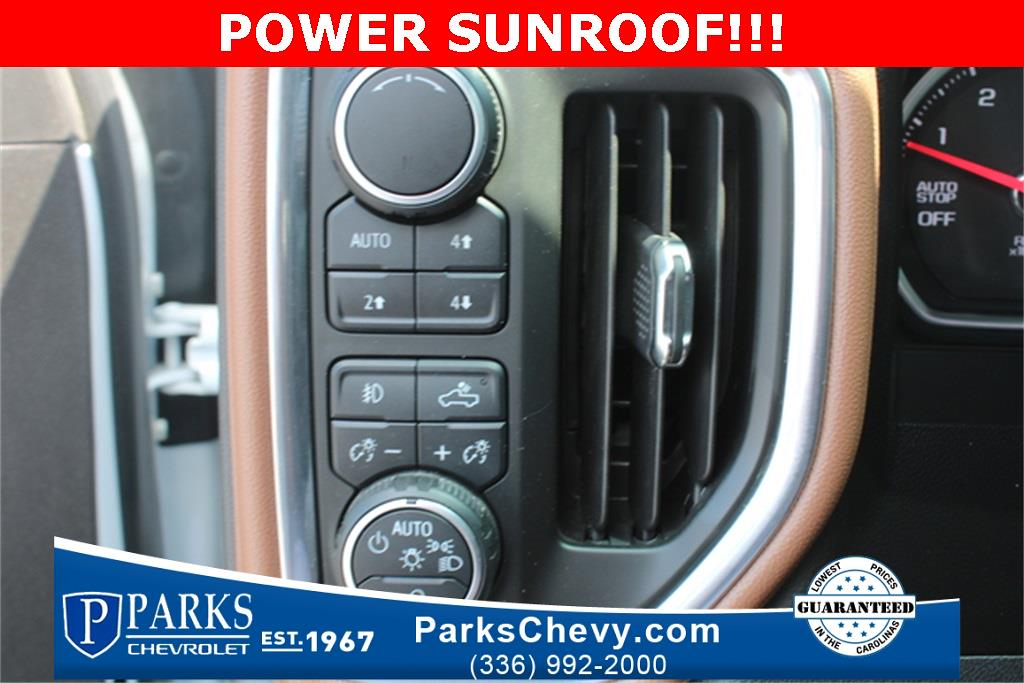 2019 Chevrolet Silverado 1500 Crew Cab 4x4, Pickup #1K5520 - photo 22