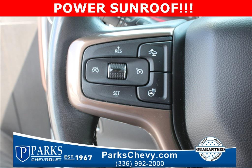 2019 Chevrolet Silverado 1500 Crew Cab 4x4, Pickup #1K5520 - photo 23