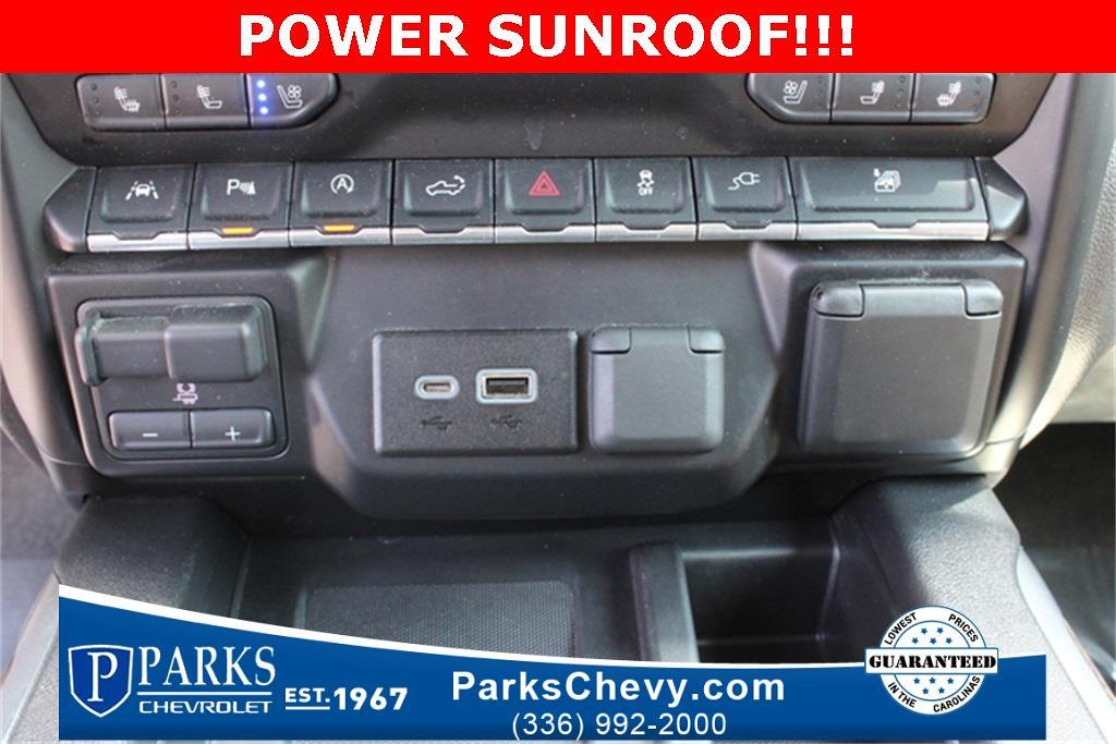2019 Chevrolet Silverado 1500 Crew Cab 4x4, Pickup #1K5520 - photo 28