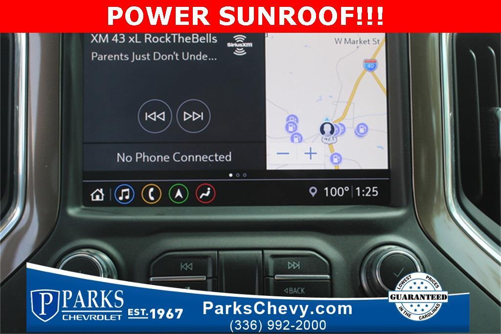2019 Chevrolet Silverado 1500 Crew Cab 4x4, Pickup #1K5520 - photo 30