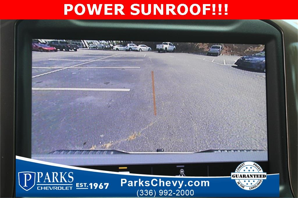 2019 Chevrolet Silverado 1500 Crew Cab 4x4, Pickup #1K5520 - photo 31