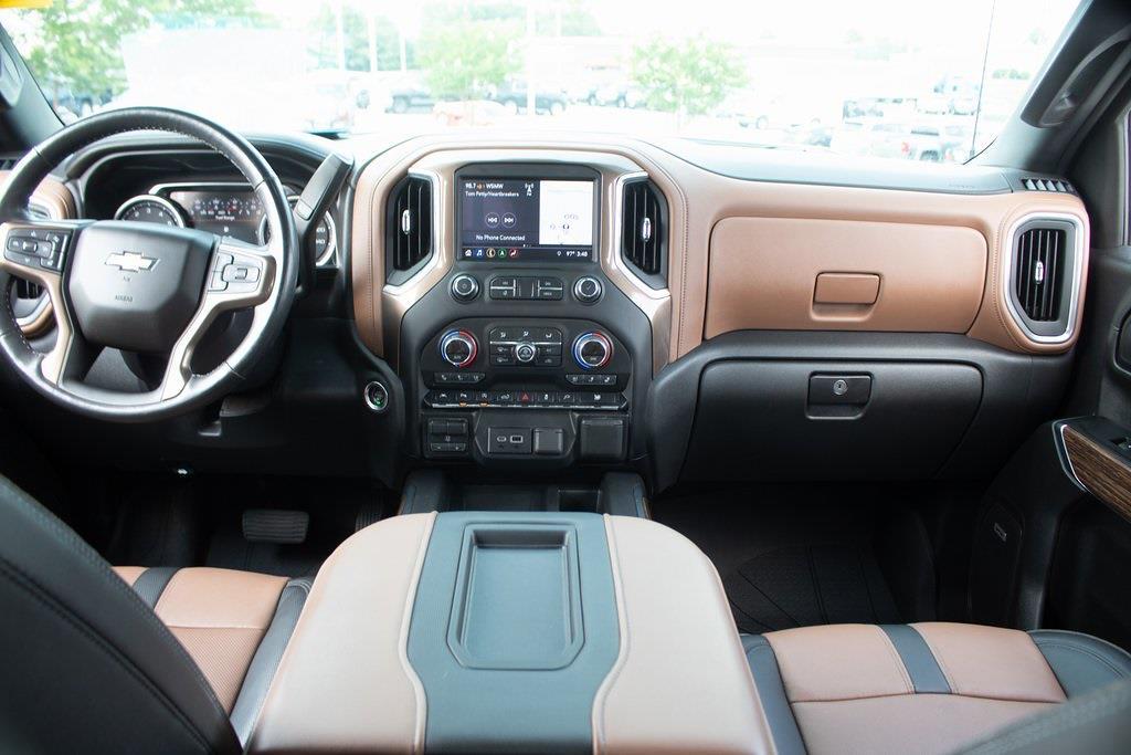 2019 Chevrolet Silverado 1500 Crew Cab 4x4, Pickup #1K5520 - photo 39