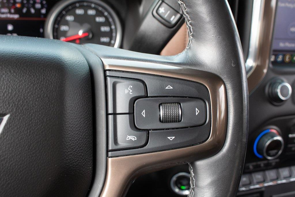 2019 Chevrolet Silverado 1500 Crew Cab 4x4, Pickup #1K5520 - photo 46