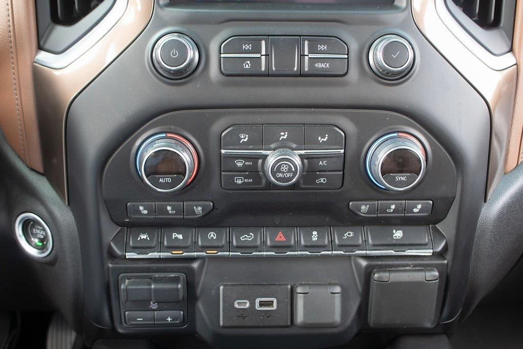 2019 Chevrolet Silverado 1500 Crew Cab 4x4, Pickup #1K5520 - photo 50