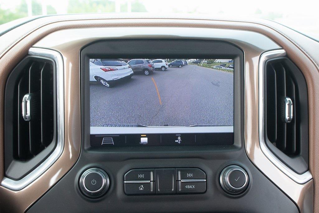 2019 Chevrolet Silverado 1500 Crew Cab 4x4, Pickup #1K5520 - photo 53