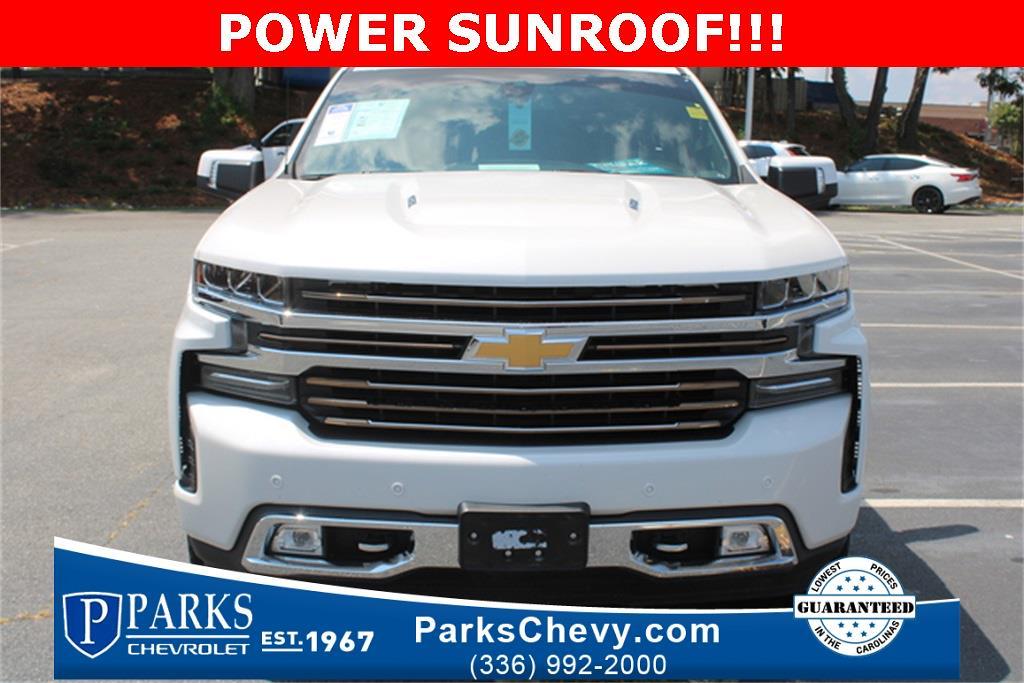 2019 Chevrolet Silverado 1500 Crew Cab 4x4, Pickup #1K5520 - photo 8