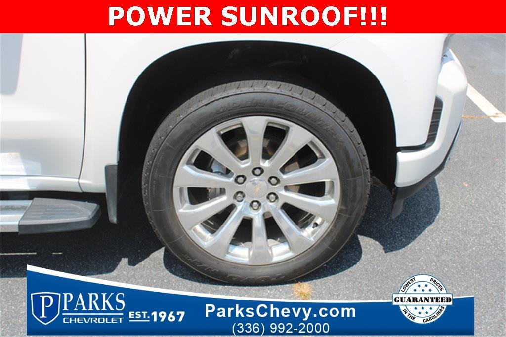 2019 Chevrolet Silverado 1500 Crew Cab 4x4, Pickup #1K5520 - photo 9