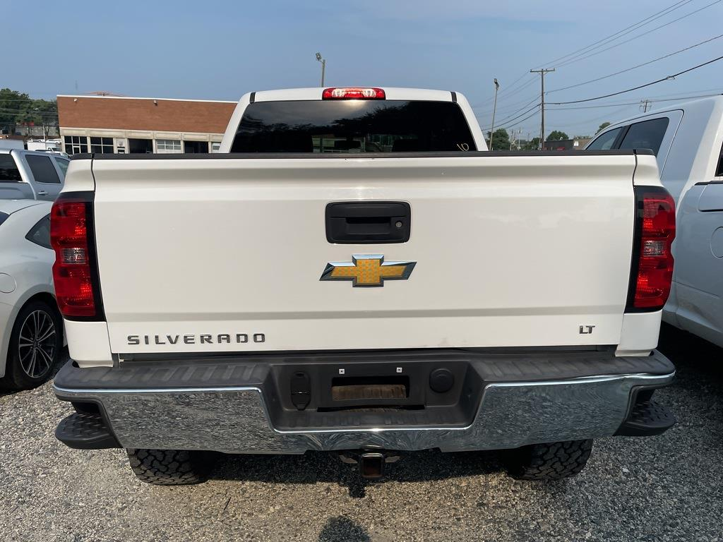 2014 Chevrolet Silverado 1500 Crew Cab 4x4, Pickup #1K5533 - photo 3